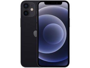 Apple iPhone 12 mini 128GB Black  Nový - CZ distribuce | Apple TV 1 rok + Apple Arcade 3 měsíce zdarma