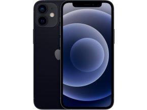 Apple iPhone 12 128GB Black  Nový - CZ distribuce   Apple TV 1 rok + Apple Arcade 3 měsíce zdarma