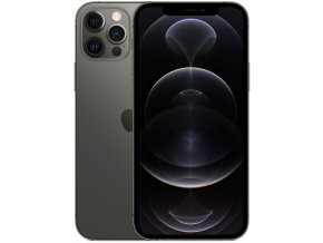 Apple iPhone 12 Pro Max 256GB Graphite  Nový - CZ distribuce | Apple TV 1 rok + Apple Arcade 3 měsíce zdarma