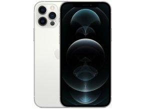 Apple iPhone 12 Pro Max 256GB Silver  Nový - CZ distribuce | Apple TV 1 rok + Apple Arcade 3 měsíce zdarma