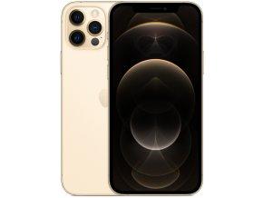 Apple iPhone 12 Pro Max 256GB Gold  Nový - CZ distribuce | Apple TV 1 rok + Apple Arcade 3 měsíce zdarma