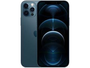 Apple iPhone 12 Pro 512GB Pacific Blue  Nový - CZ distribuce | Apple TV 1 rok + Apple Arcade 3 měsíce zdarma