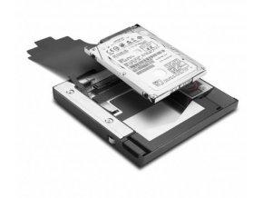2. pevný disk namísto DVD mechaniky pro Lenovo ThinkPad T410s, T420s, T430s