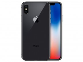 Apple iPhone X Space Gray 1