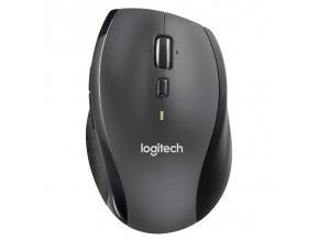 Logitech M705 Marathon Myš Černá 4