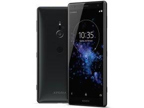 Sony Xperia XZ2 64GB Liquid Black 1