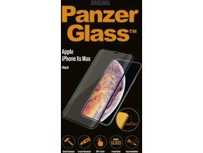 PanzerGlass pro Apple iPhone Xs Max černé