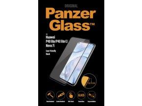 PanzerGlass pro Huawei P40 liteP40 lite ENova 7i černé