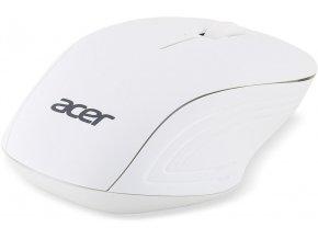 Acer Wireless Optical Mouse Moonstone Bílá 1