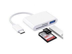 3 1 redukce USB a SD karty