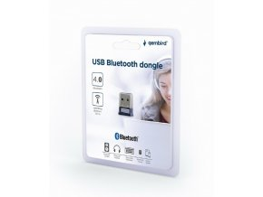 GEMBIRD adapter USB Bluetooth v4.0, mini dongle 1