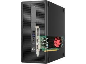 HP EliteDesk 800 G2 rx550