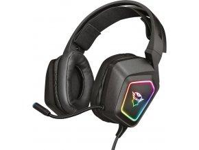 Trust GXT 450 Blizz RGB 7.1 Surround Gaming Headset 1