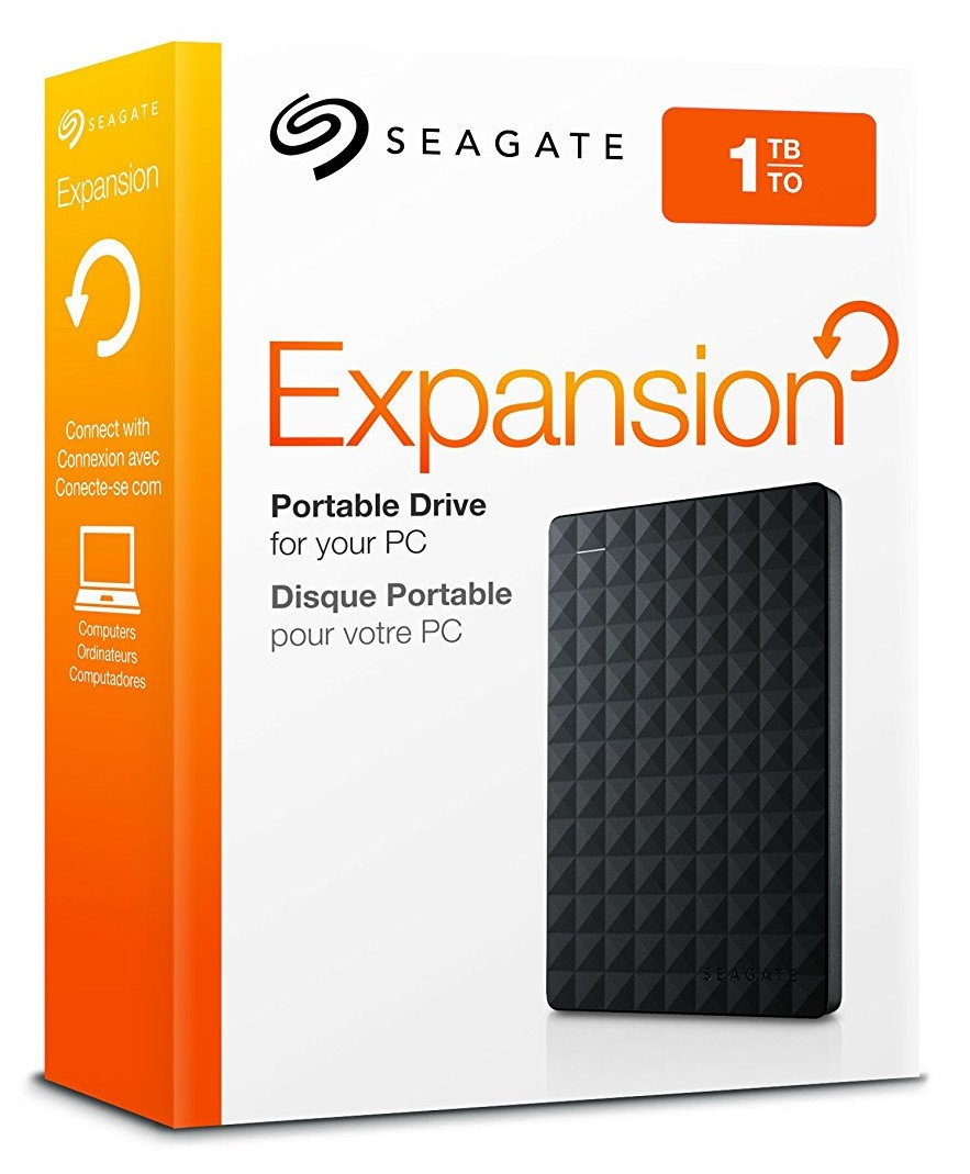 SEAGATE Expansion Portable 1TB Ext. 2.5