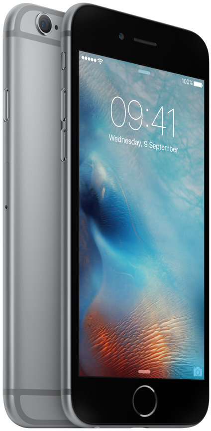 Apple iPhone 6s 16GB Space Gray