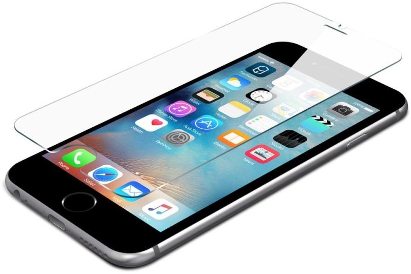 Fotografie Ochranné tvrzené sklo pro Apple iPhone 6/6s a iPhone 7