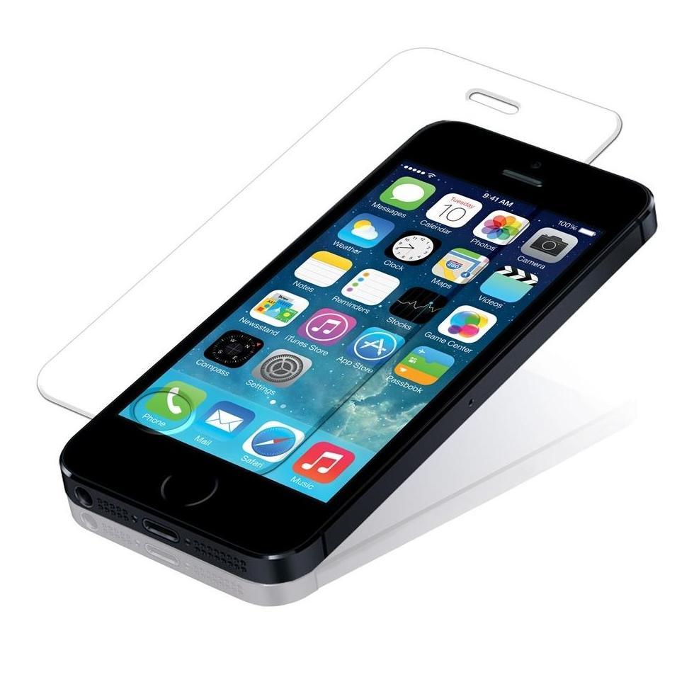 Ochranné tvrzené sklo pro Apple iPhone 5, 5s a SE