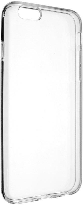 Ochranný kryt pro Apple iPhone 6 / 6s - Transparentní