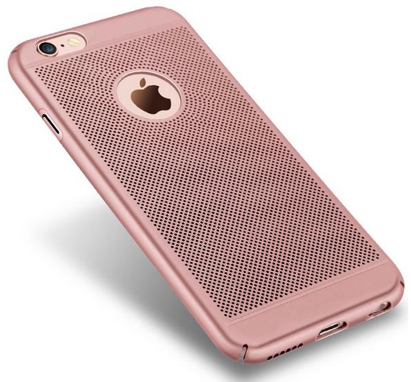 Ochranný kryt pro Apple iPhone 6/6s - Růžový