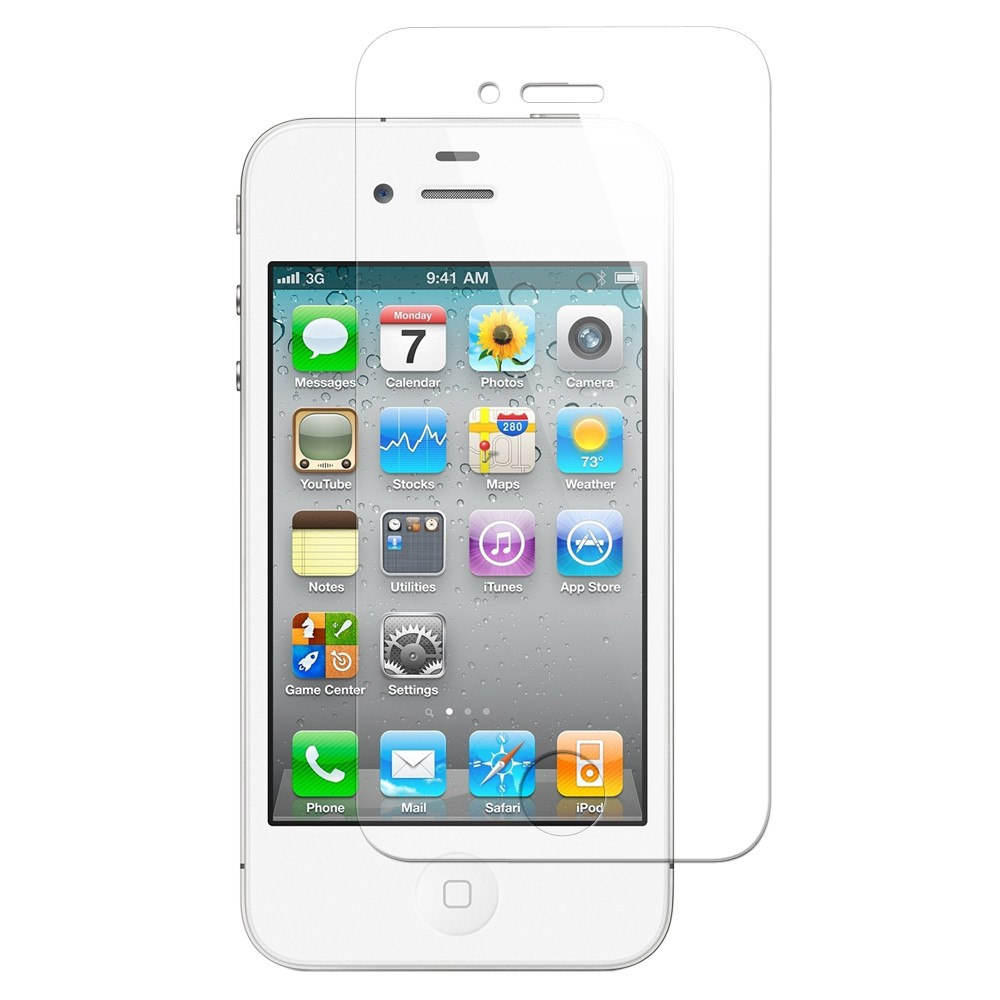 Ochranné tvrzené sklo pro Apple iPhone 4 a 4s