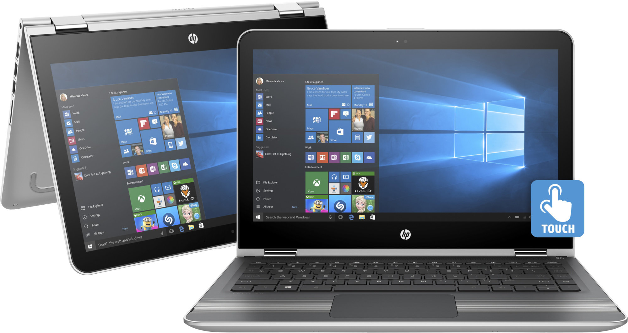 Hp Pavilion X360 13-u167nz