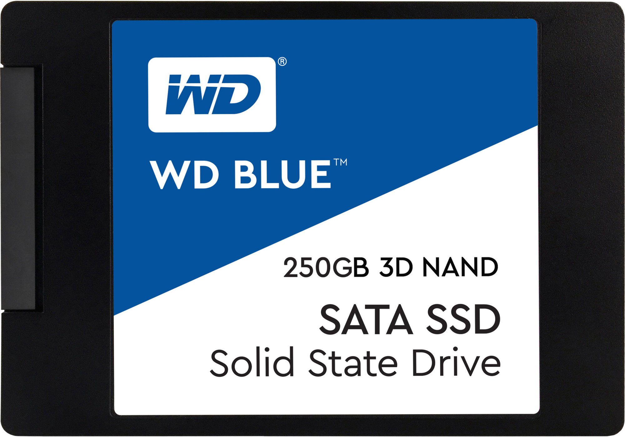 WD BLUE SSD 3D NAND WDS250G2B0A 250GB SATA/600, 2.5