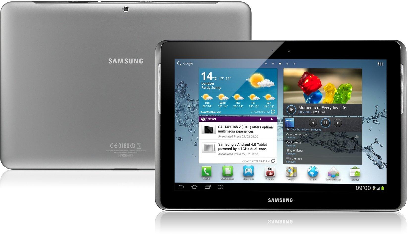 Fotografie Samsung Galaxy Tab 2 (P5100)