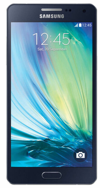 Samsung Galaxy A5 Black - 16GB