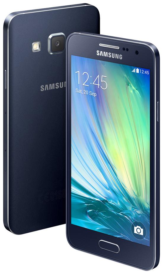 Samsung Galaxy A3 (2015) Black - 16GB