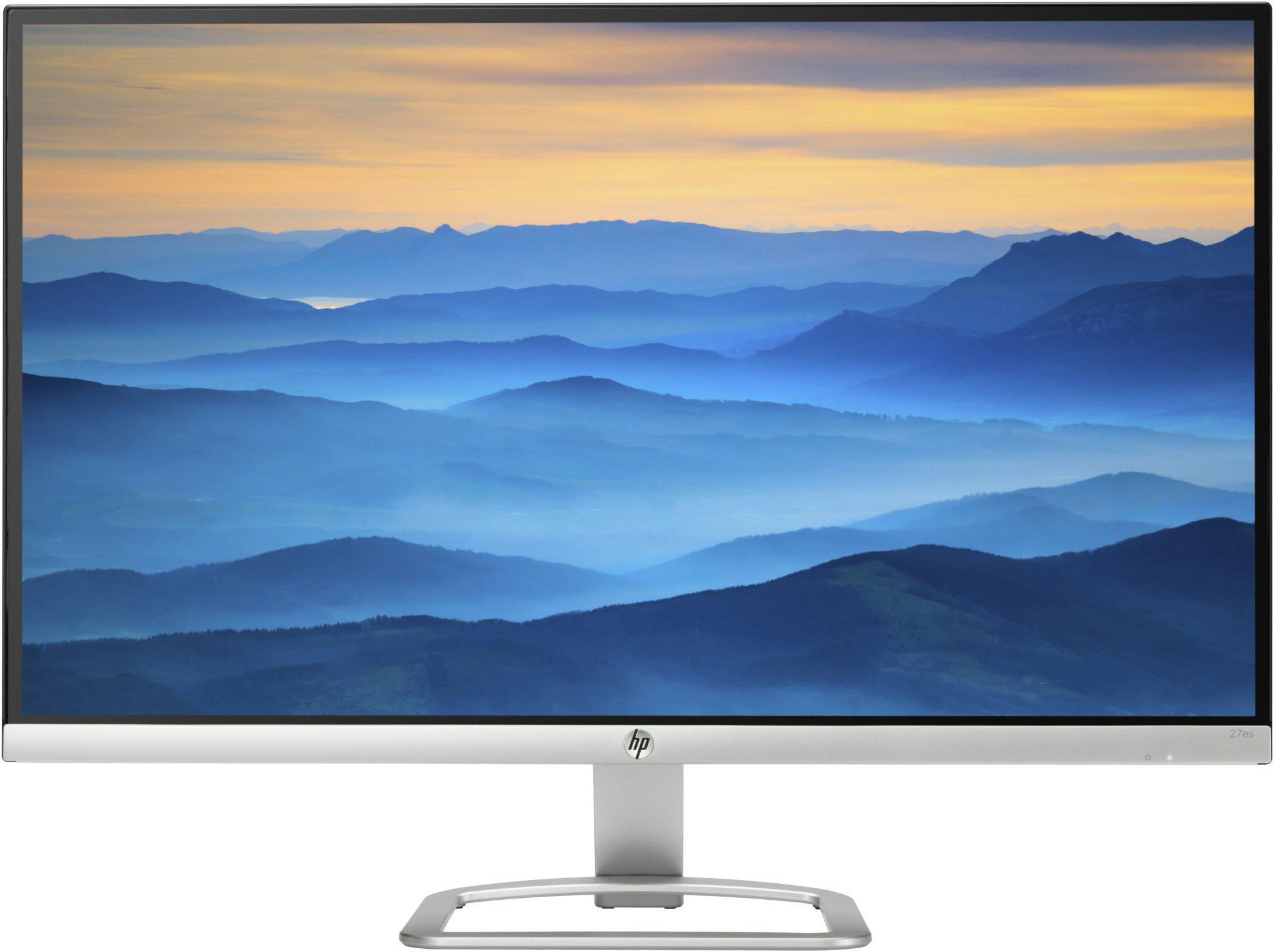 HP 27es - LED monitor 27