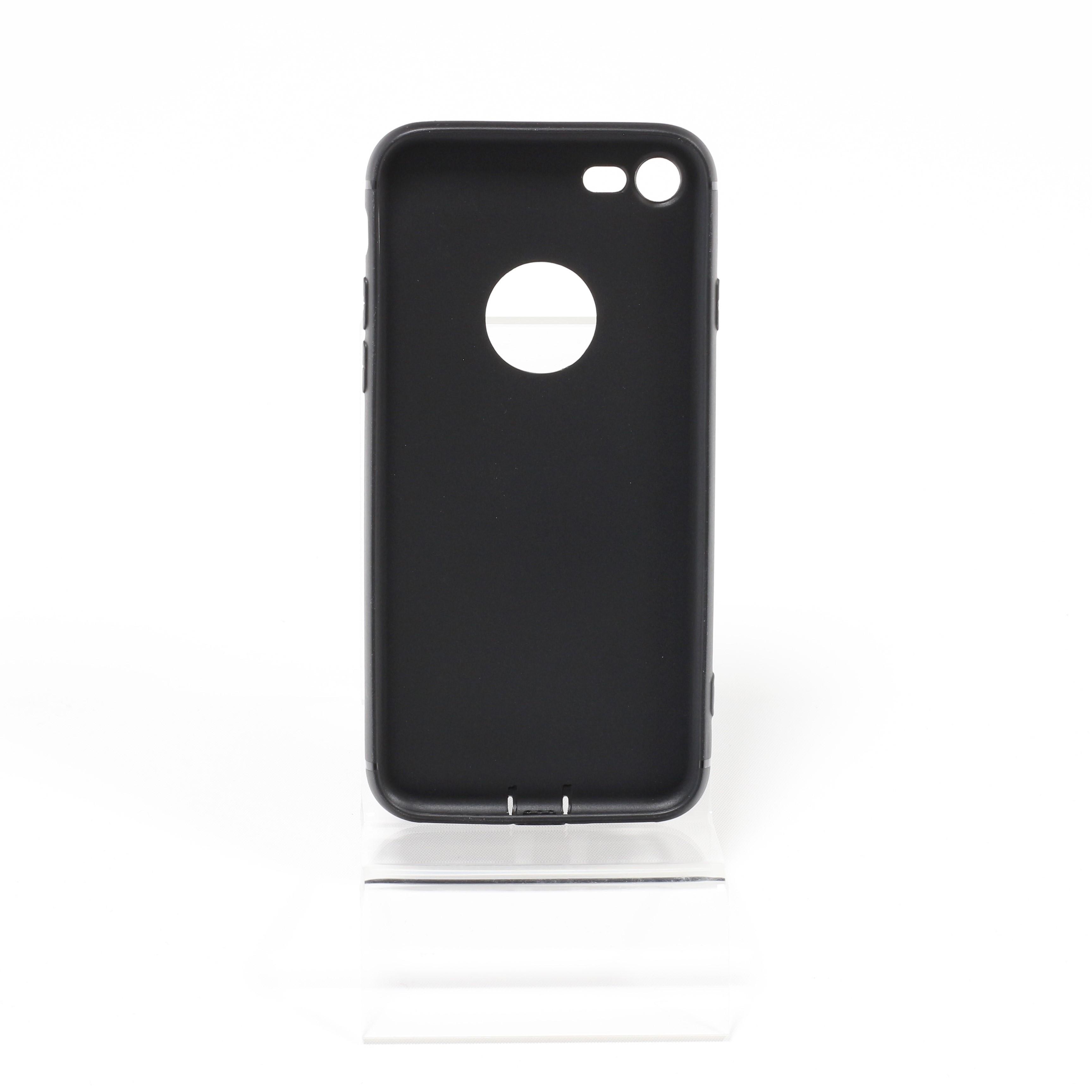 Ochranný kryt pro Apple iPhone 7 - Černý