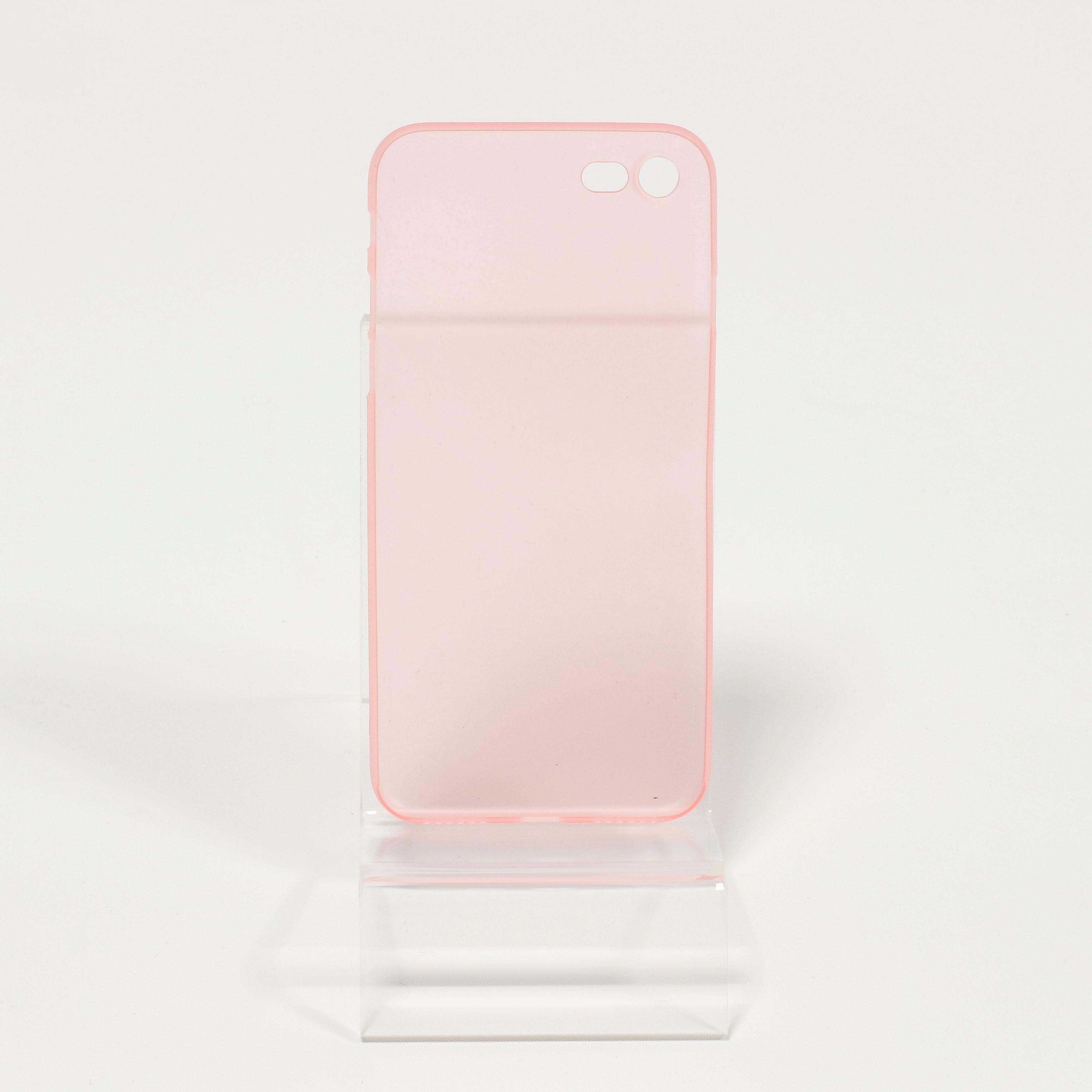 Ochranný kryt pro Apple iPhone 7 - Růžový