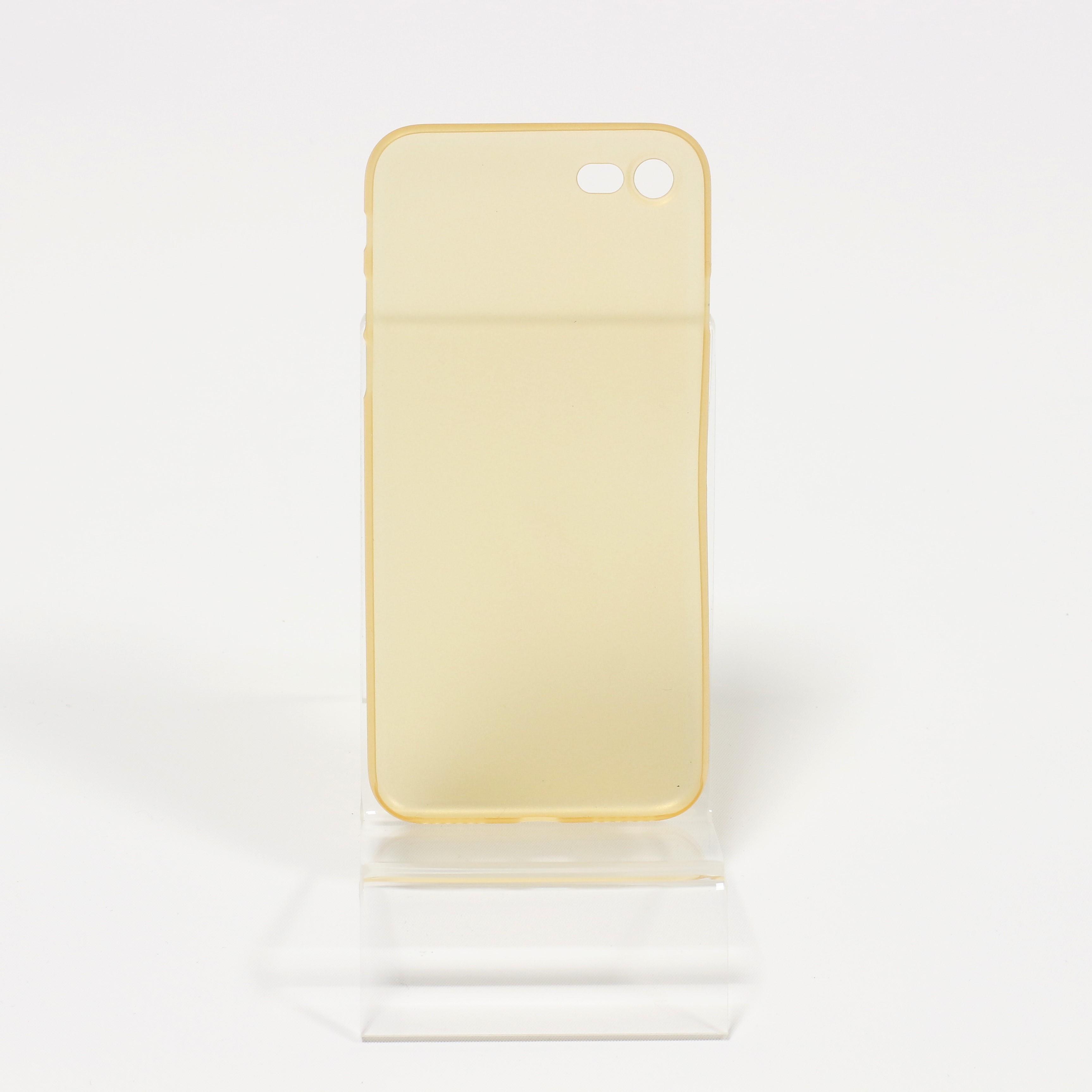 Ochranný kryt pro Apple iPhone 7 - Zlatý