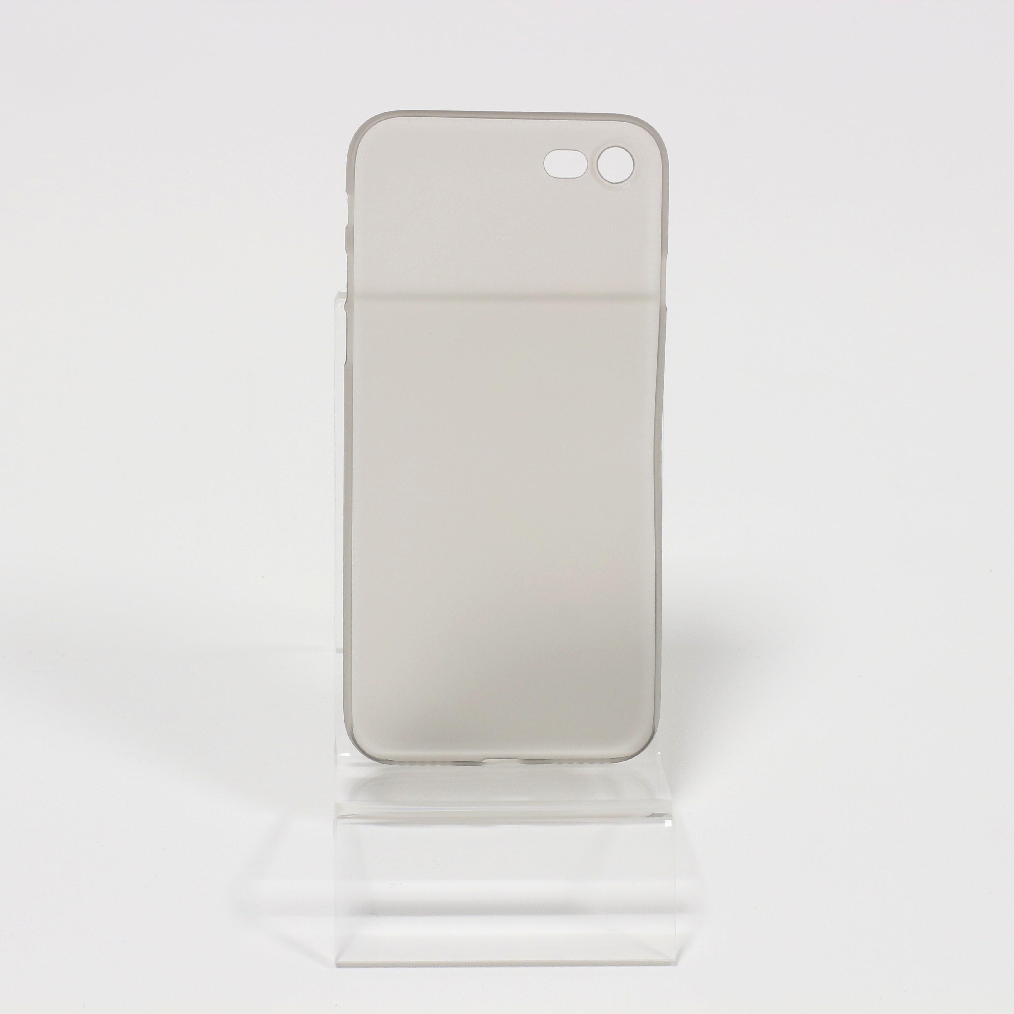 Ochranný kryt pro Apple iPhone 7 - Šedý