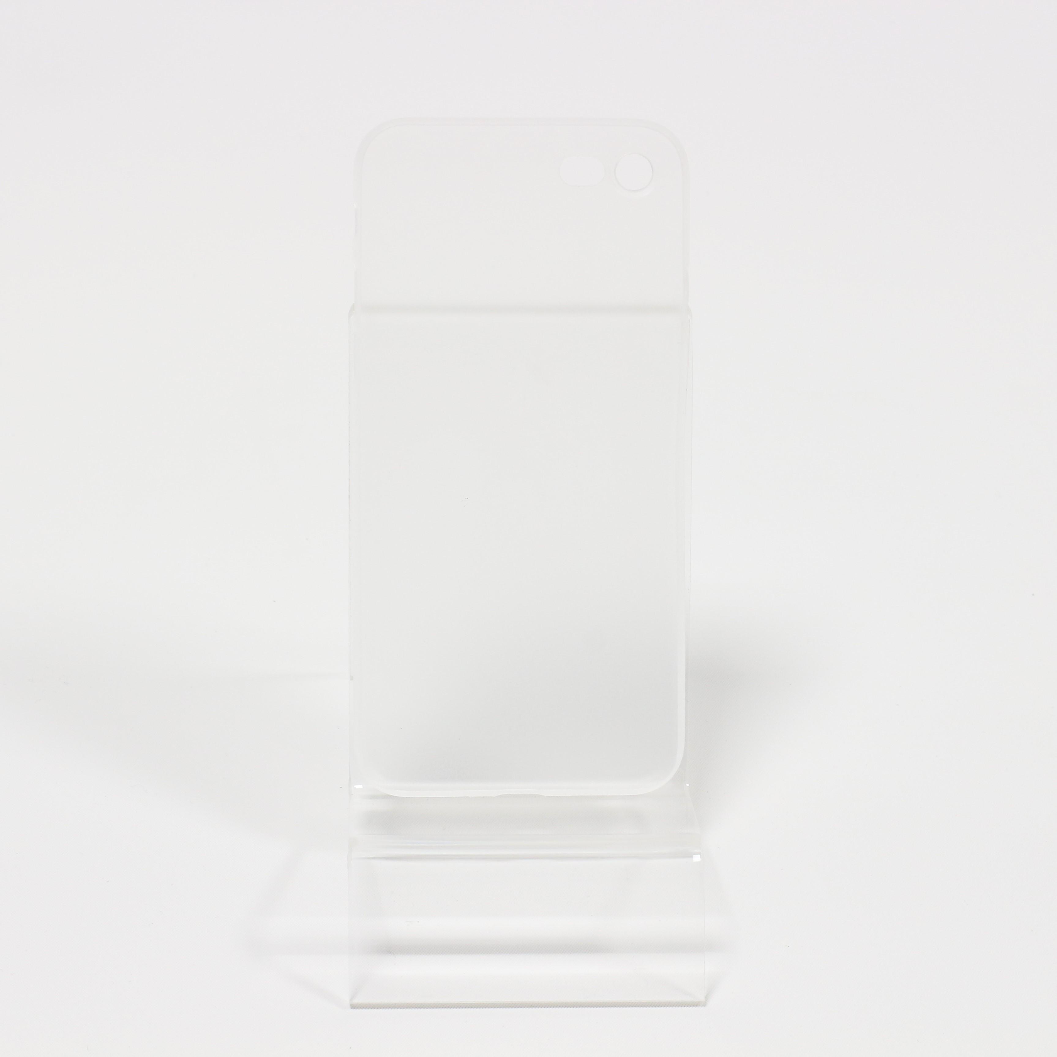 Ochranný kryt pro Apple iPhone 7 - Transparentní