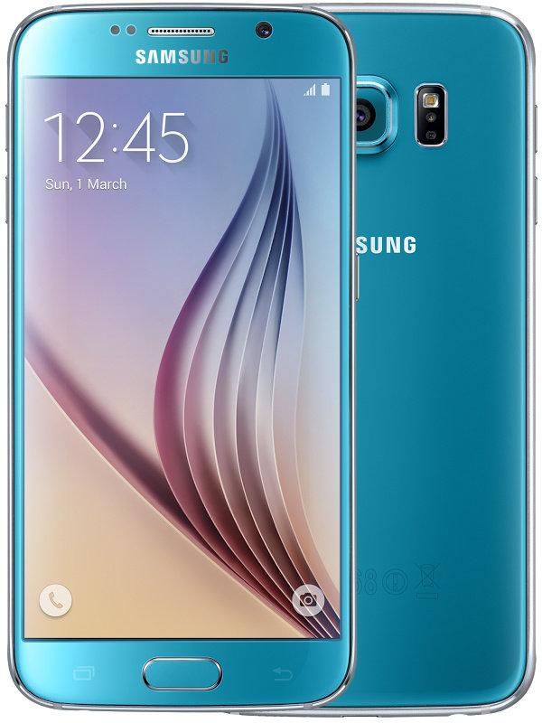Samsung Galaxy S6 Blue - 32GB
