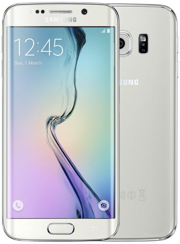 Samsung Galaxy S6 Edge White - 64GB