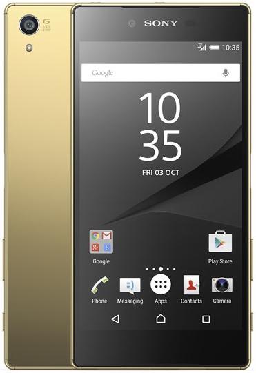 Sony Xperia Z5 Gold - 32GB
