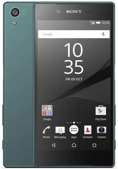 Sony Xperia Z5 Green - 32GB