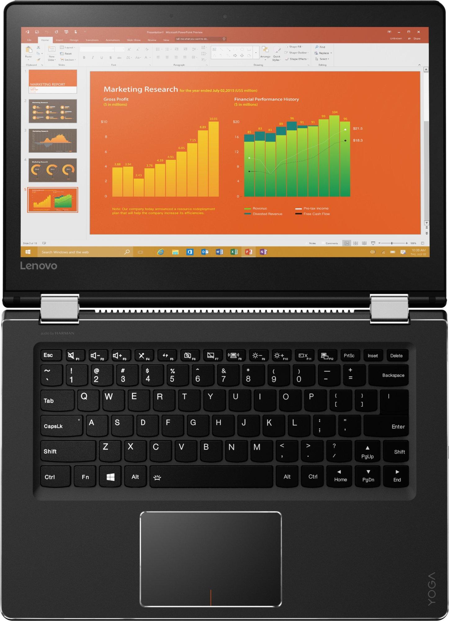 Lenovo IdeaPad Yoga 510-14AST