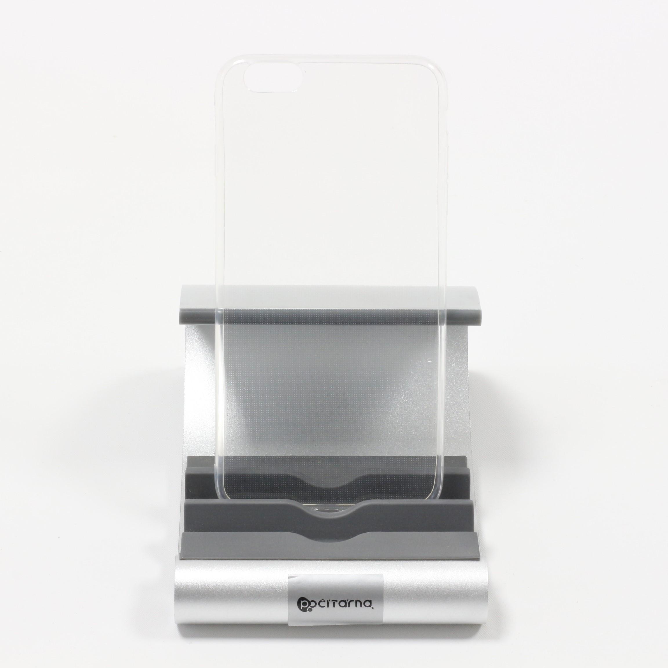 Ochranný kryt pro Apple iPhone 6s Plus - Transparentní