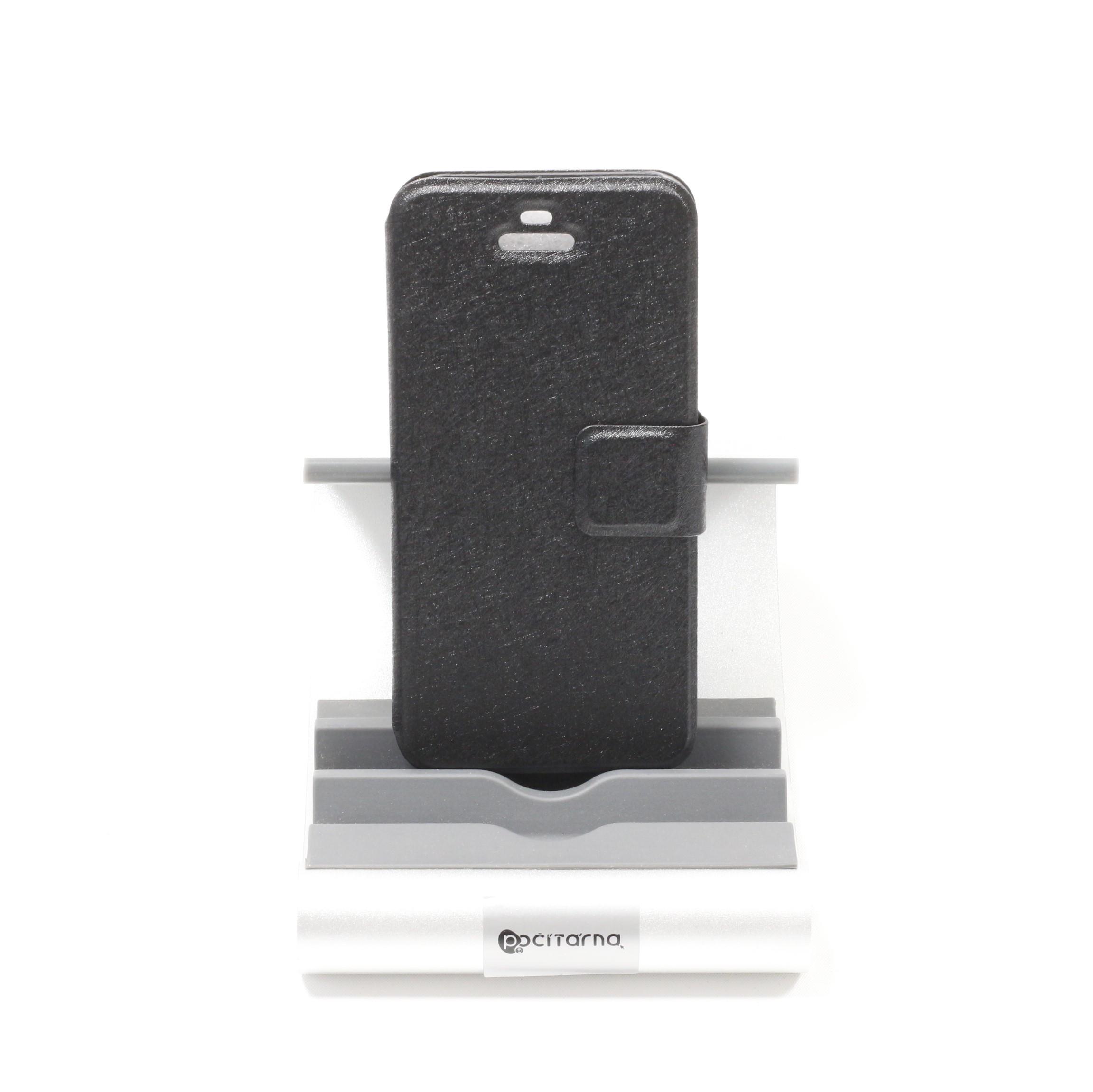 Ochranné pouzdro pro Apple iPhone 5/5s/SE - Černé