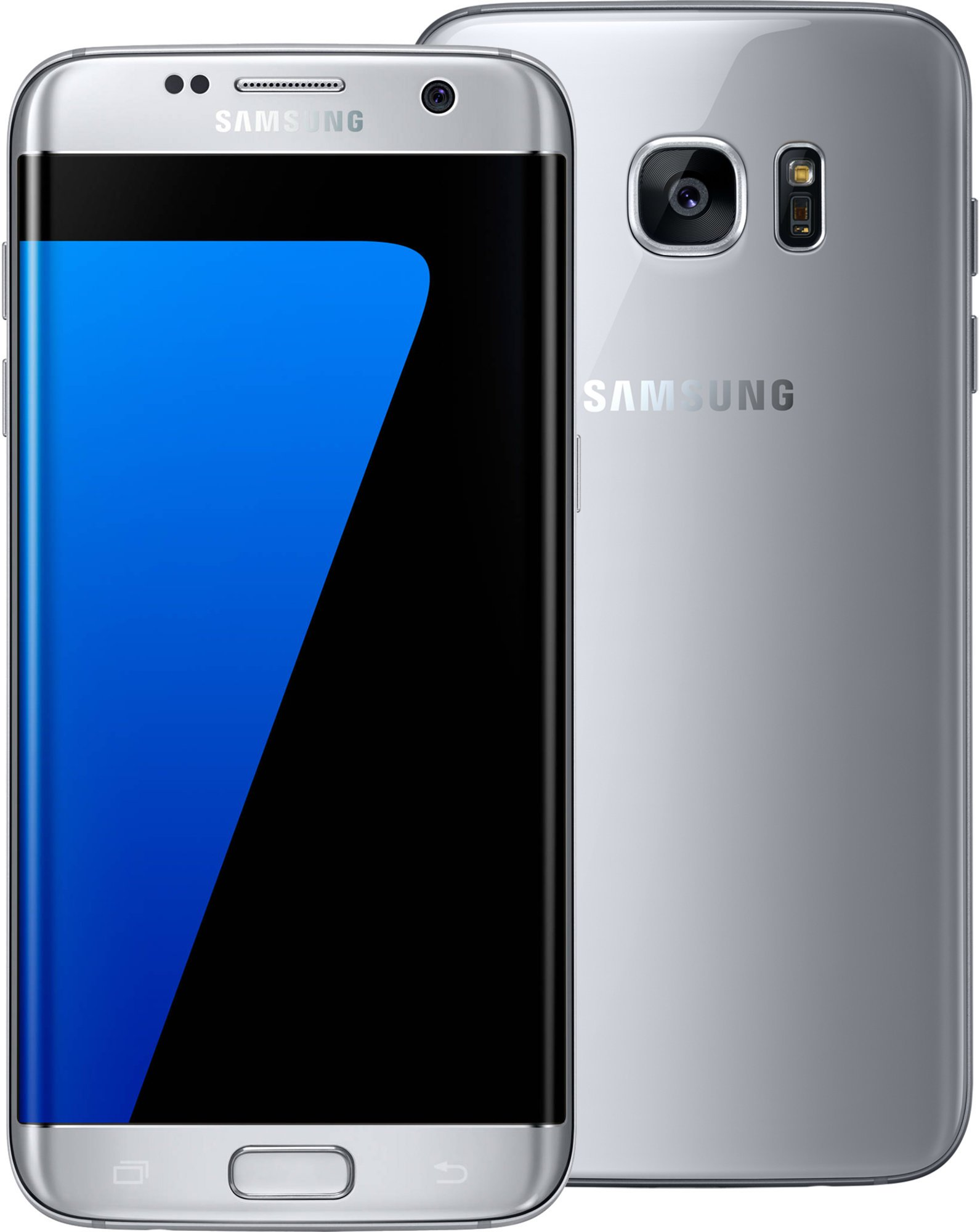 Samsung Galaxy S7 Edge Silver Titanium - 32GB