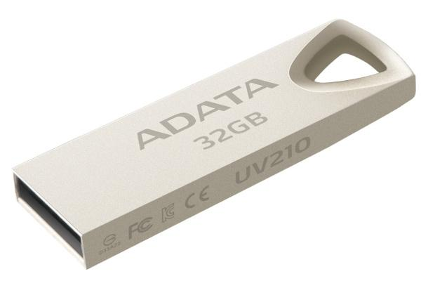 ADATA Flash Disk 32GB USB 2.0, UV130, Kovový