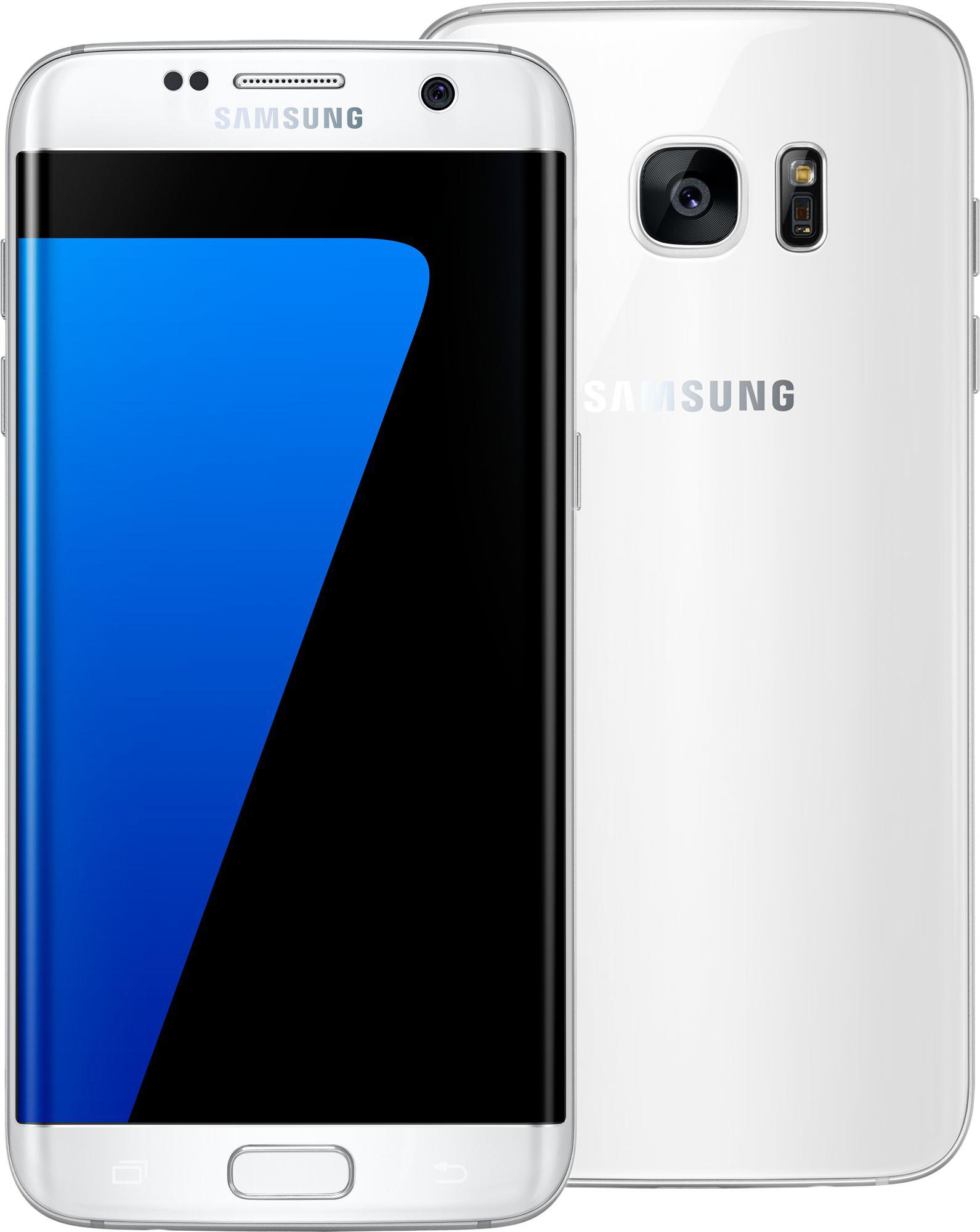 Samsung Galaxy S7 Edge White - 32GB