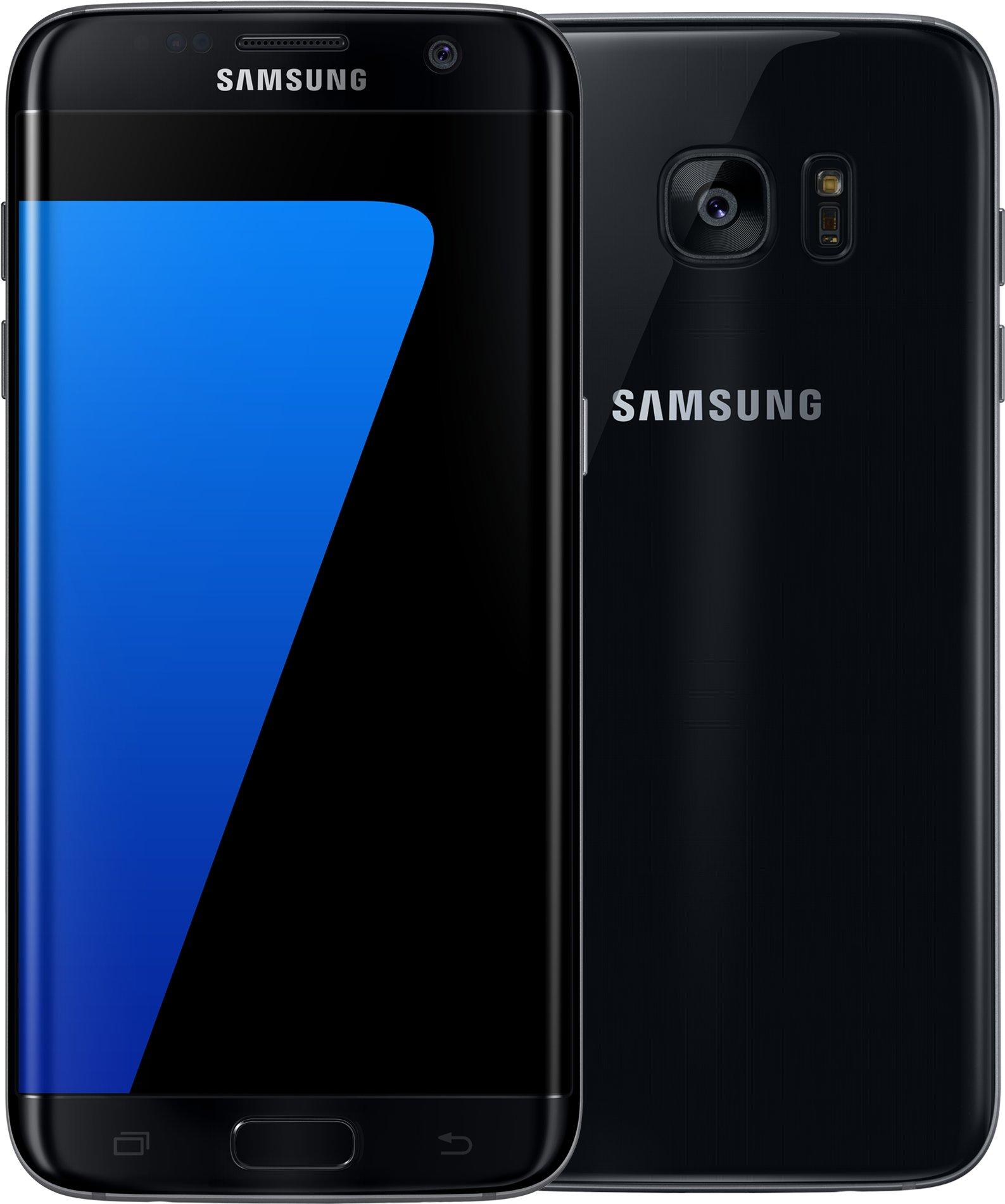 Samsung Galaxy S7 Edge Black Pearl - 32GB