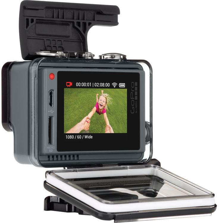Dron R'BIRD Black Master + GoPro Hero + LCD