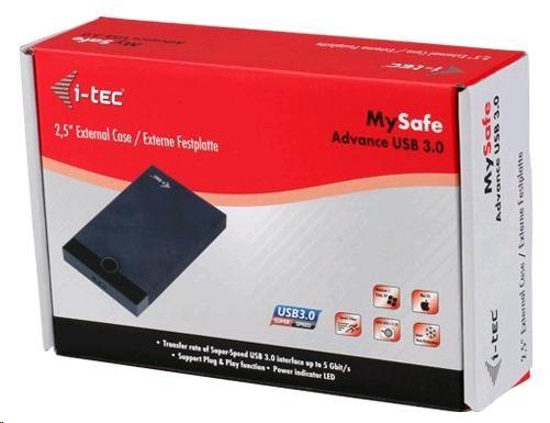 """iTec MYSAFE Advance 2,5"""" USB 3.0"""
