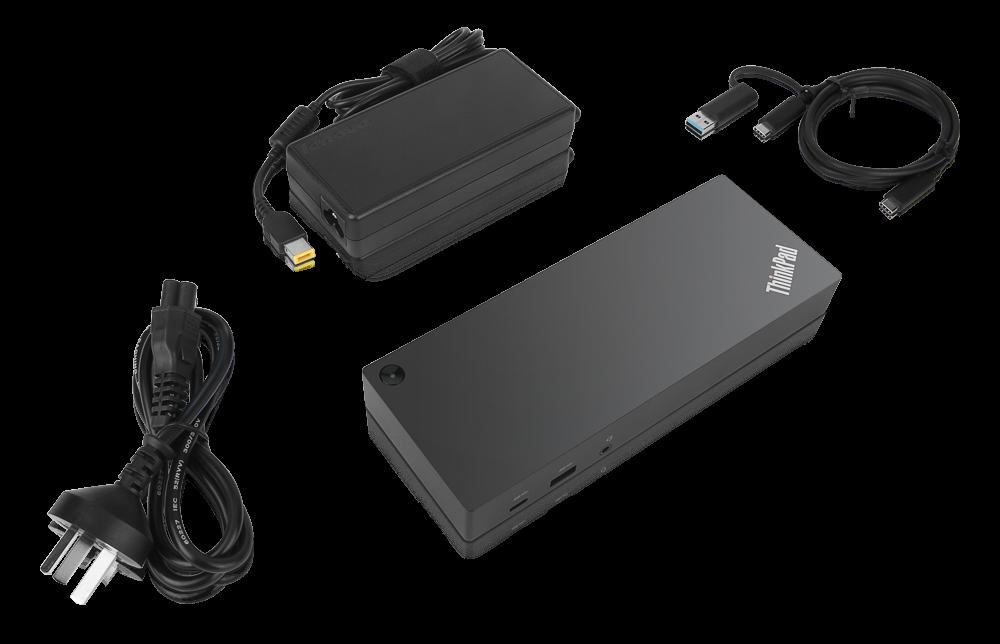 Dokovací stanice Lenovo ThinkPad Hybrid USB-C with USB-A Dock