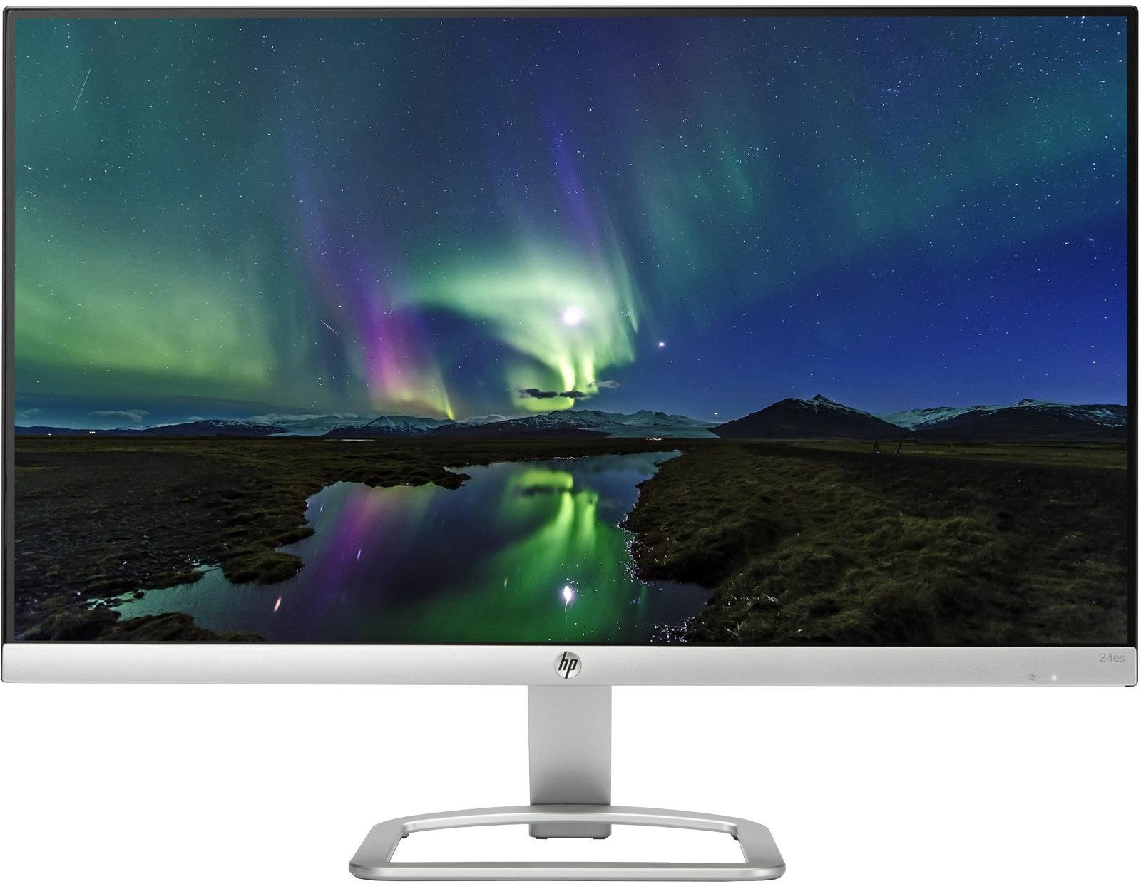 """HP 24es - LED monitor 24"""""""